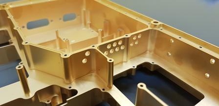 Goldene struktur