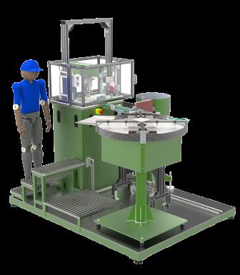 Design Herstellung und Montage von Maschinen für die Montage von Automobilkomponenten